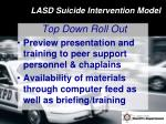 lasd suicide intervention model1