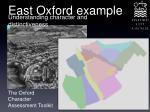 east oxford example