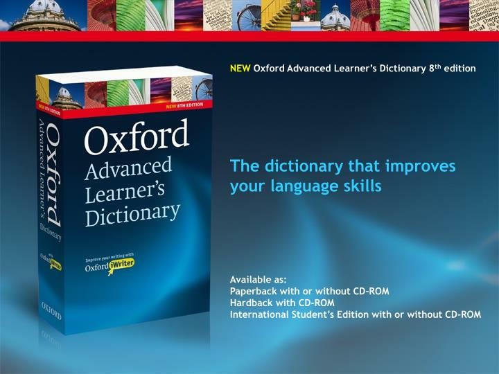 9780194799331: oald download edition perpetual abebooks: 0194799336.