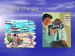 physical changes1