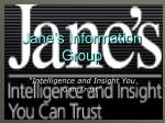 jane s information group