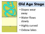 old age stage