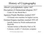 history of cryptography1