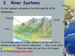 2 river systems
