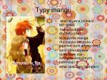 typy mangi