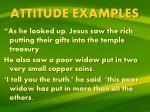 attitude examples1