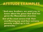 attitude examples3