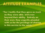 attitude examples4
