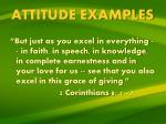 attitude examples6
