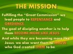 the mission2