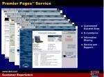 premier pages sm service