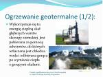 ogrzewanie geotermalne 1 2
