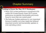 chapter summary9
