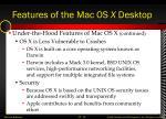 features of the mac os x desktop9