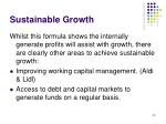 sustainable growth2