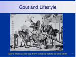 gout and lifestyle
