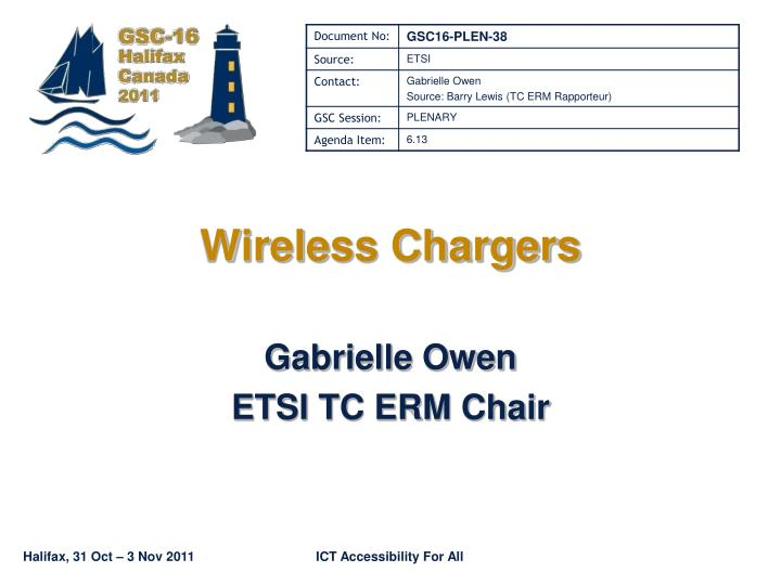 wireless chargers n.