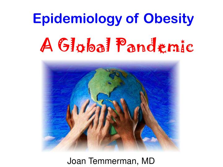 epidemiology of obesity n.