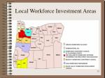 local workforce investment areas