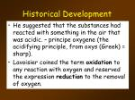 historical development3