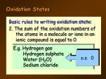 oxidation states3
