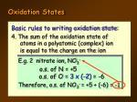 oxidation states6