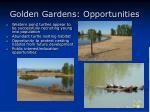 golden gardens opportunities