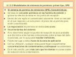 5 1 2 2 modalidades de sistemas de permisos primer tipo spe