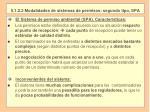 5 1 2 2 modalidades de sistemas de permisos segundo tipo spa