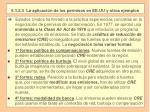 5 1 2 3 la aplicaci n de los permisos en ee uu y otros ejemplos