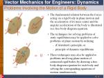 problems involving the motion of a rigid body