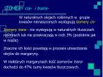 izomery cis i trans