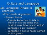 culture and language1