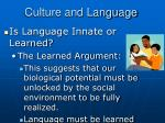 culture and language5