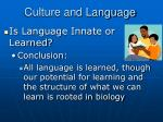 culture and language7