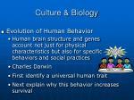 culture biology