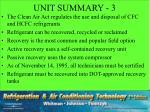 unit summary 3