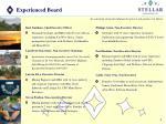 experienced board