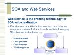 soa and web services