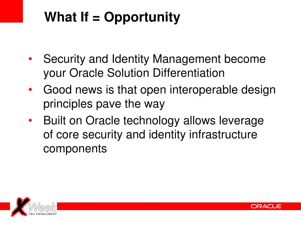 PPT - Integrating BI Architecture Security and Identity