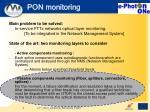 pon monitoring1