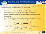 theoritical study of otdr performances2