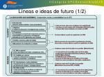 l neas e ideas de futuro 1 2