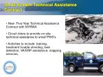 small system technical assistance contract