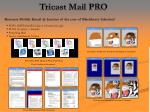 tricast mail pro