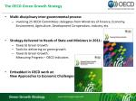 the oecd green growth strategy