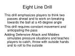 eight line drill