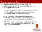 telecommunications costs1