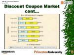 discount coupon market cont