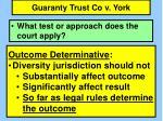 guaranty trust co v york1